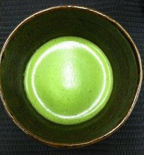 伊羅保茶碗